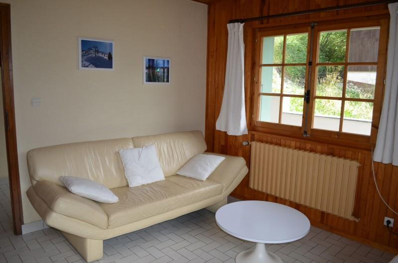 Appartement dans Chalet Grepillat Salon Châtel
