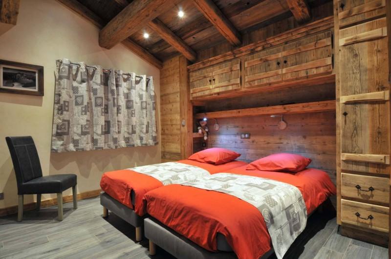 Appartement dans Chalet Imelda, Chambre  Châtel 2