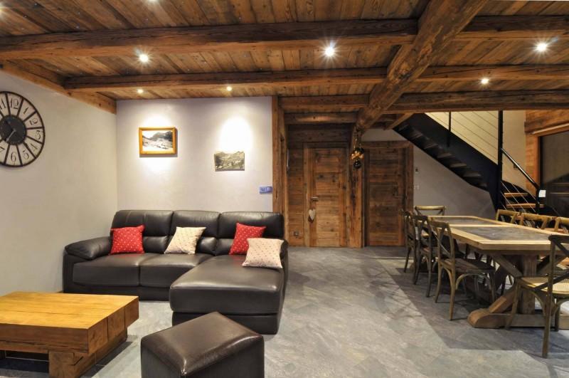 Appartement dans Chalet Imelda, Salon Châtel 74