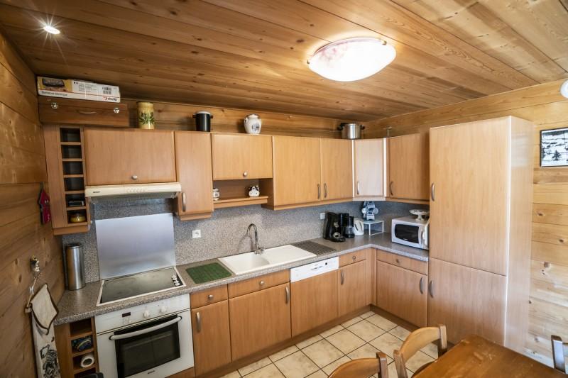 Appartement dans Chalet L'Igloo 3 Cuisine Châtel 74