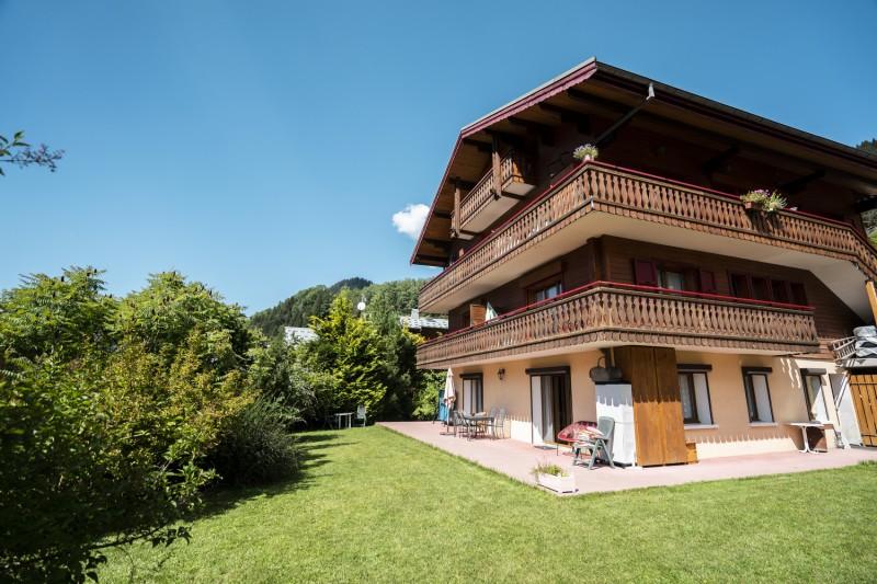 Appartement dans Chalet L'Igloo 3 Extérieur Châtel Montagne