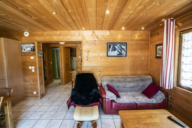 Appartement dans Chalet L'Igloo 3 Salon Châtel 3