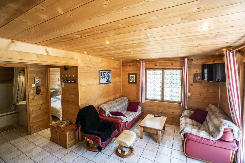 Appartement dans Chalet L'Igloo 3 Salon Châtel