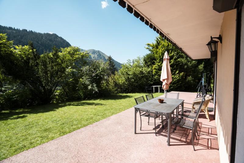 Appartement dans Chalet L'Igloo 3 Terrasse Châtel
