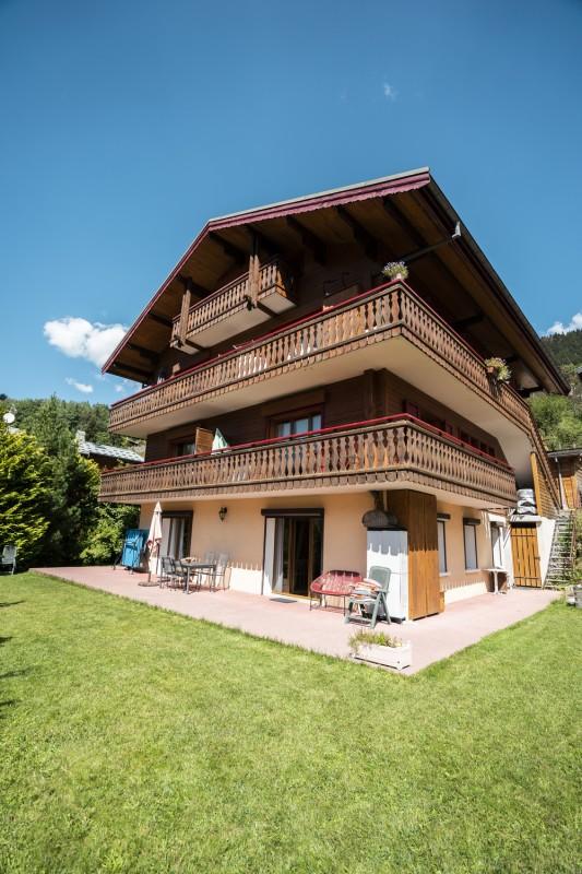 Appartement dans Chalet L'Igloo 3 Terrasse Châtel Haute-Savoie