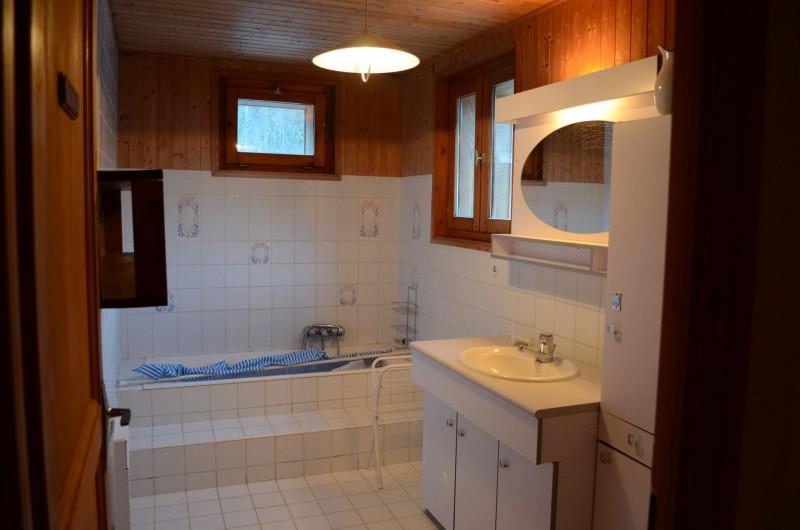Appartement dans chalet la clairière, Salle de bain, Châtel