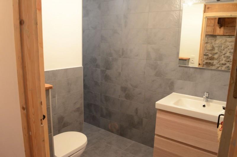Appartement dans chalet la clairière, Salle de douche n°1, Châtel Portes du Soleil