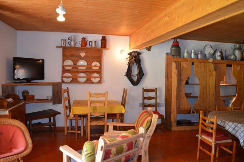 Appartement dans chalet la clairière, Séjour, Châtel Haute Savoie