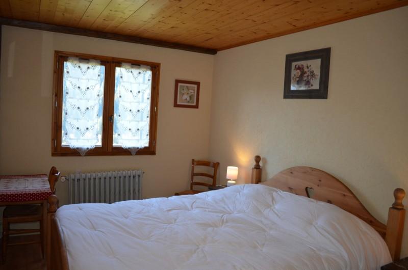 Appartement dans chalet la Ferme, Chambre 1 lit double, Châtel