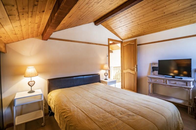 Appartement dans Chalet La Galettiere Chambre Châtel France