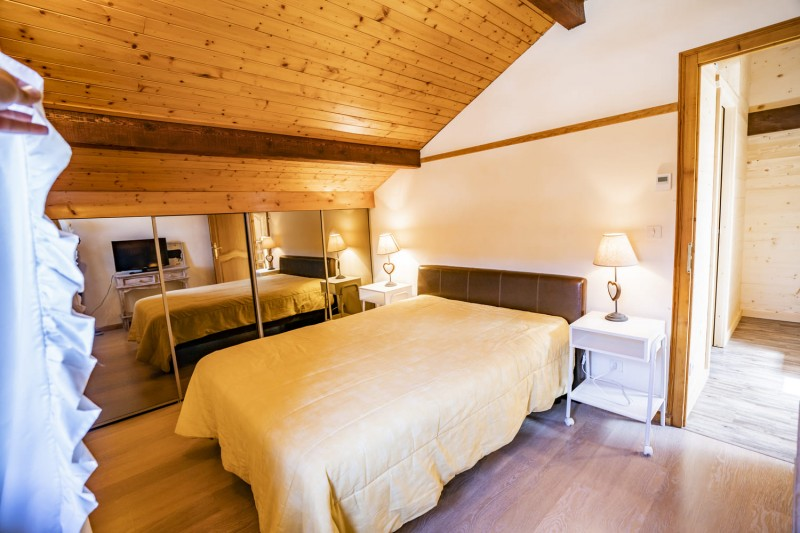 Appartement dans Chalet La Galettiere Chambre Châtel Haute-Savoie
