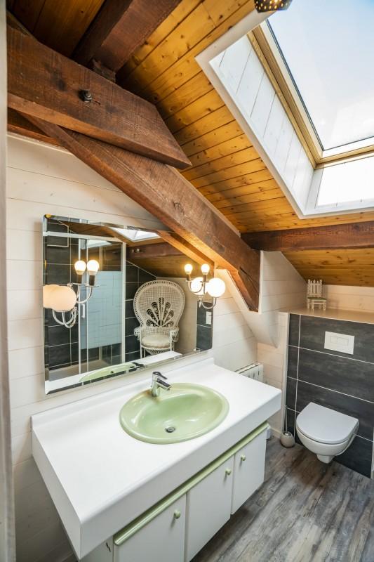 Appartement dans Chalet La Galettiere Salle de Douche Châtel 2