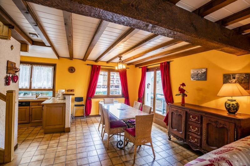 Appartement dans Chalet La Galettiere Séjour Châtel