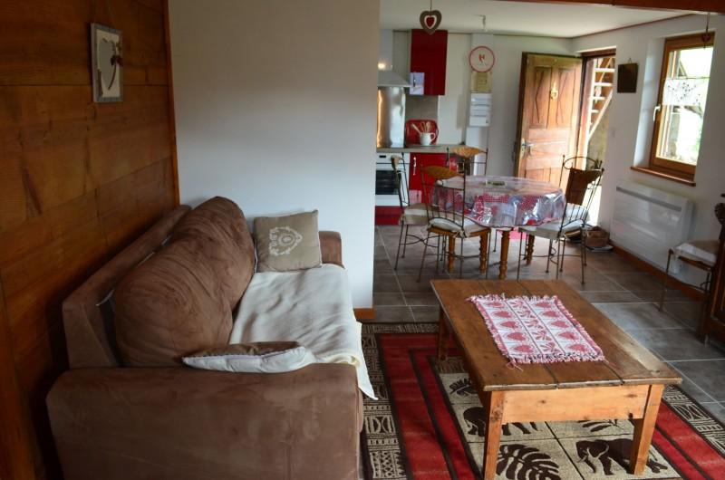 Appartement dans Chalet La Louise Salon Châtel