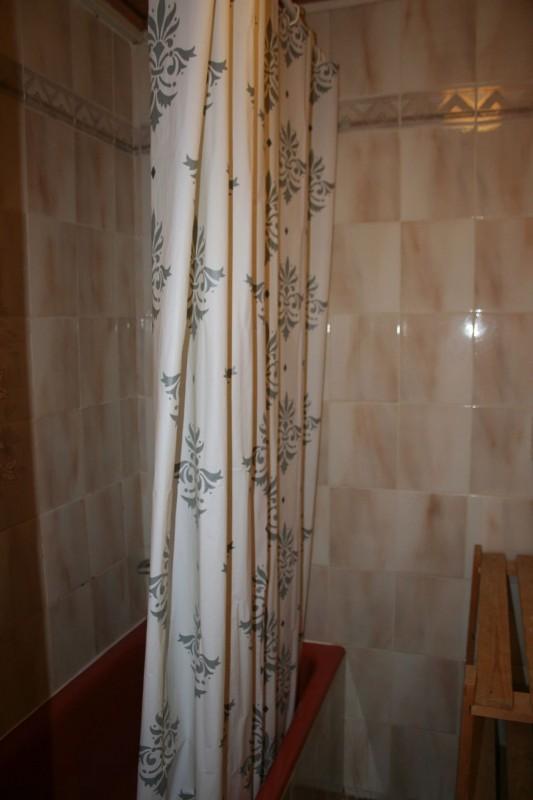 Appartement dans chalet la minaudière, salle de douche, Châtel