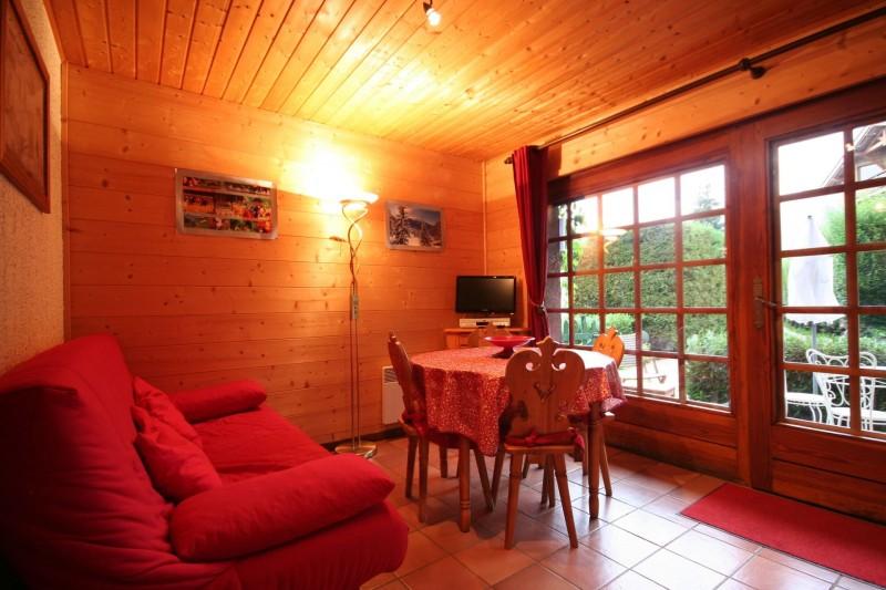 Appartement dans chalet la minaudière, Séjour, Châtel 74