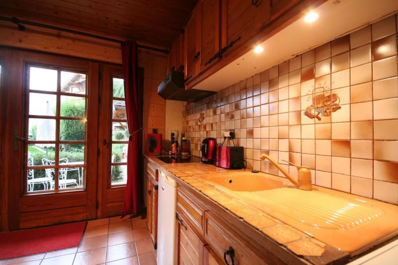 Appartement dans chalet la minaudière, Séjour, Châtel Alpes du Nord
