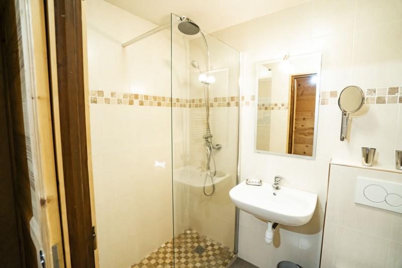 Appartement dans Chalet La Puce Salle de Douche Châtel