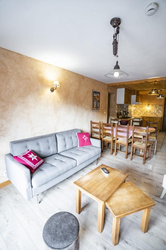 Appartement dans Chalet La Puce  Séjour Châtel