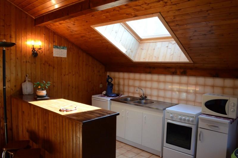 Appartement dans chalet le Bivouac,Cuisine, Châtel Portes du Soleil