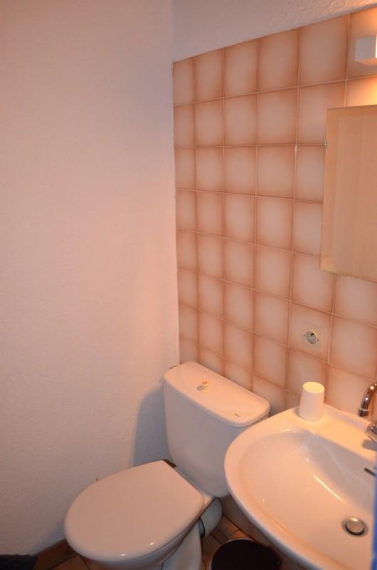 Appartement dans chalet le Bivouac, Salle de douche, Châtel Haute Savoie