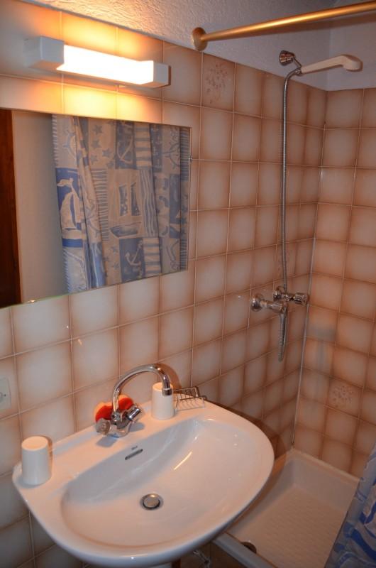 Appartement dans chalet le Bivouac, Salle de douche, Châtel Portes du Soleil