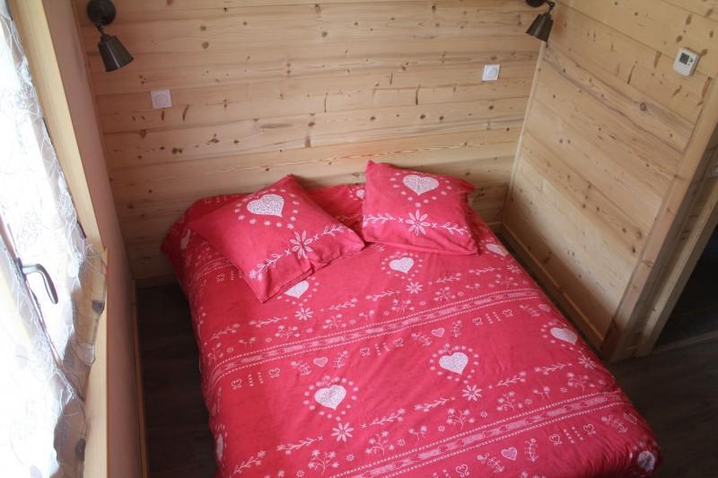 Appartement dans chalet le bois joli été Chambre 1 lit double Châtel