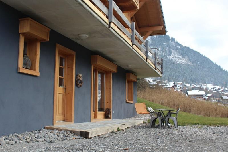 Appartement dans chalet le bois joli  exterieur Châtel  Haute Savoie