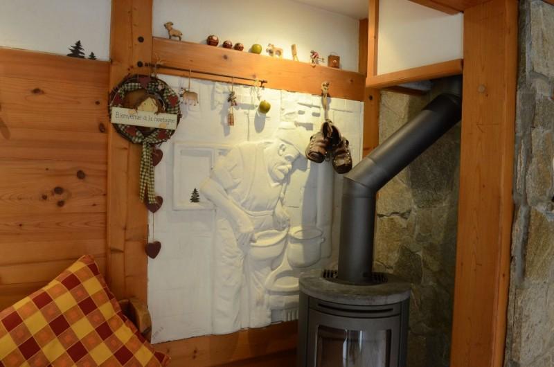 Appartement dans Chalet Le Rocher Savoyard Salon Châtel 74