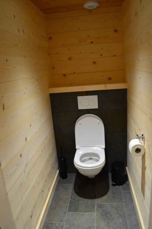 Appartement dans chalet Les Greniers WC Châtel