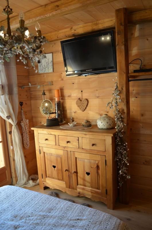 Appartement dans Chalet Sandettie Chambre Châtel Haute-Savoie