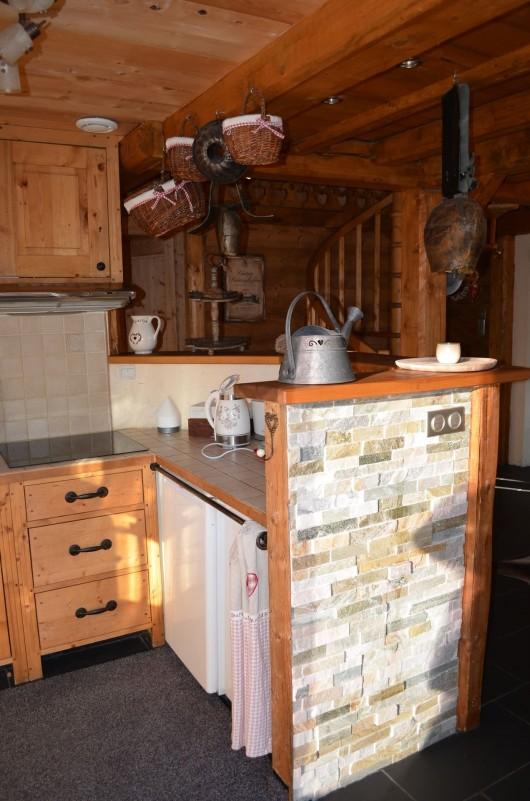 Appartement dans Chalet Sandettie Cuisine Châtel 3