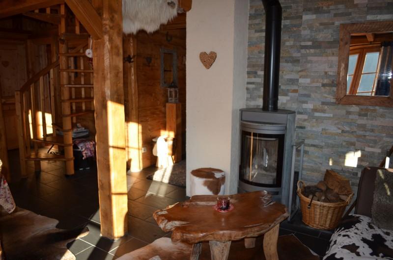 Appartement dans Chalet Sandettie Salon Châtel