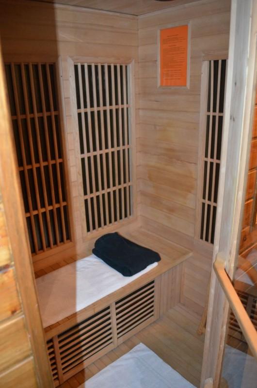 Appartement dans Chalet Sandettie Sauna Châtel 2