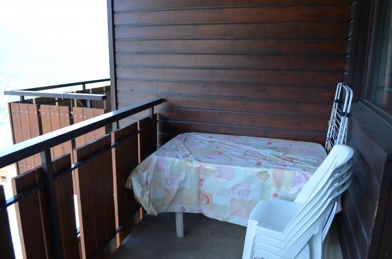 Appartement Hameau des Quatre Saisons Balcon  Châtel
