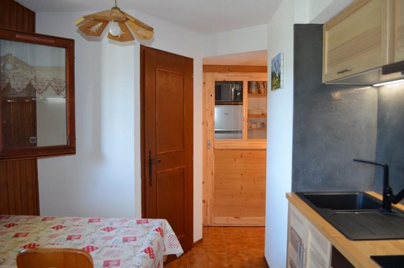Appartement l'Alpage 11E Cuisine Châtel Haute-Savoie