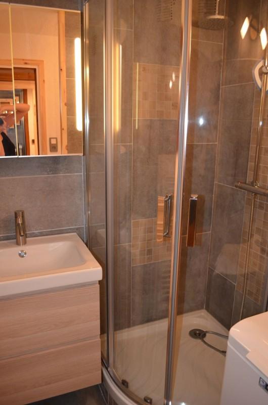 Appartement l'Alpage 11E Salle de Douche Châtel