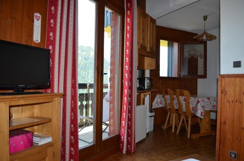 Appartement l'Alpage 11E Séjour Châtel 2