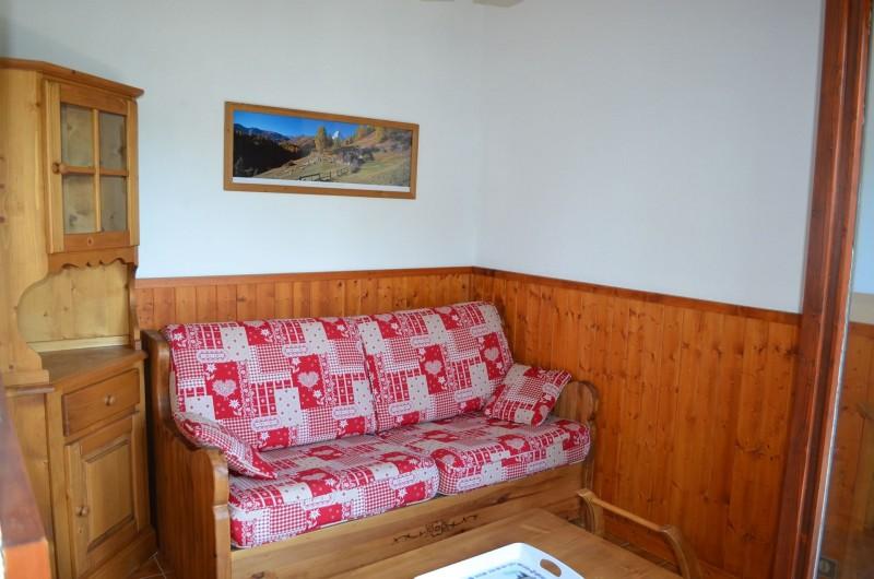 Appartement l'Alpage 11E Séjour Châtel