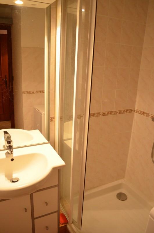 Appartement l'Alpage 8A Salle de Douche Châtel