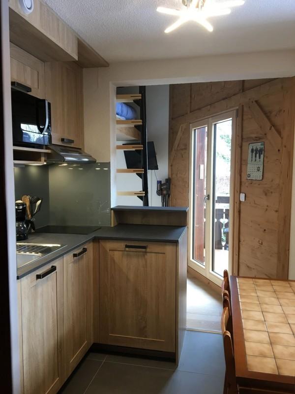 Appartement l'Alpage 9D Cuisine Châtel 2
