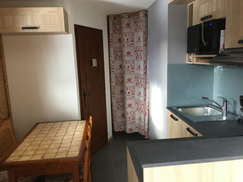 Appartement l'Alpage 9D Cuisine Châtel