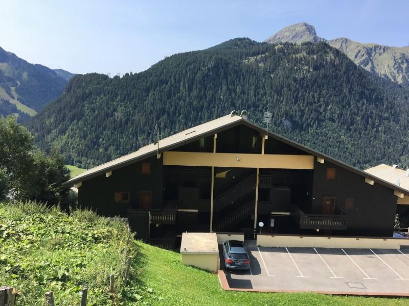 Appartement l'Alpage 9D Extérieur Châtel 2