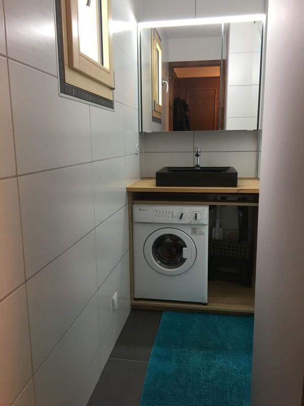 Appartement l'Alpage 9D Salle de Douche Châtel 2