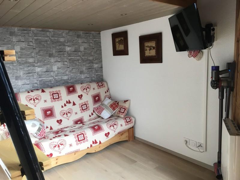Appartement l'Alpage 9D Salon Châtel