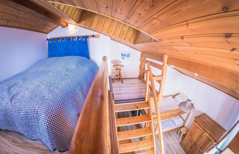 Appartement La Couqueille Chambre Châtel Ski