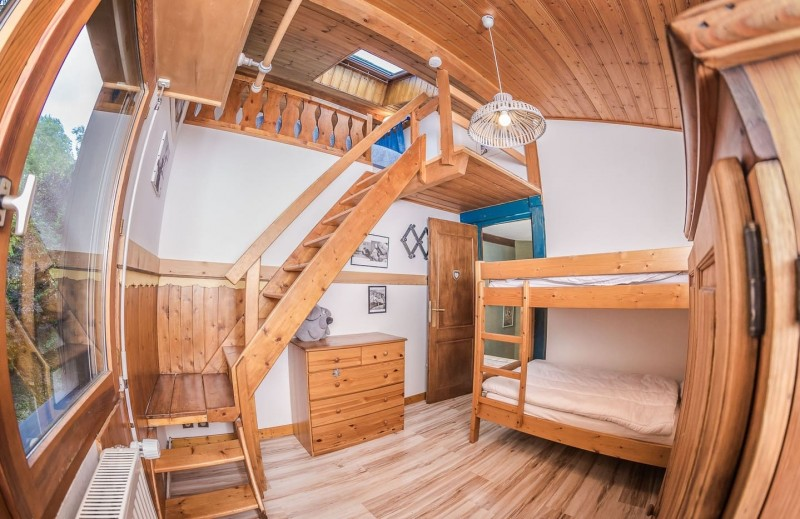 Appartement La Couqueille Chambre Châtel Village