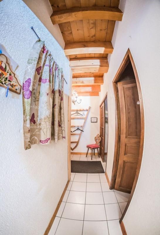Appartement La Couqueille Couloir Châtel