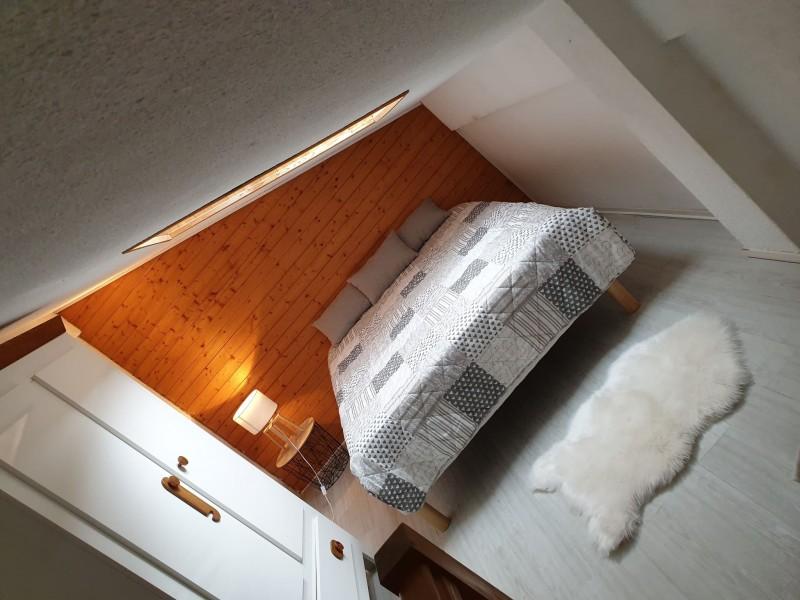 Appartement la toison blanche 55 C mezzanine avec lit double Châtel