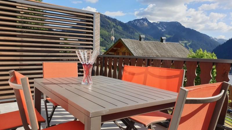Appartement le morclan 14 balcon Châtel Haute Savoie